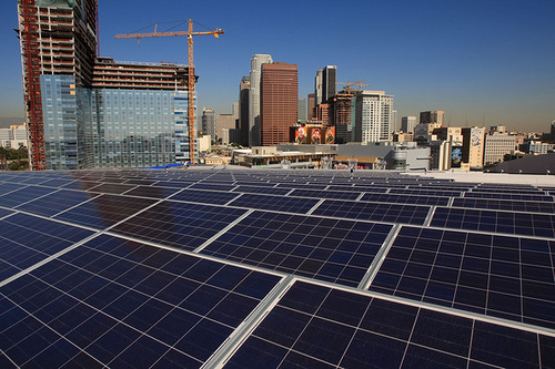 California solar energy 2020 33%