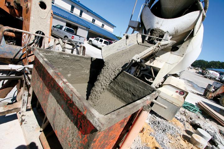 AIA: New Developments in Concrete Construction