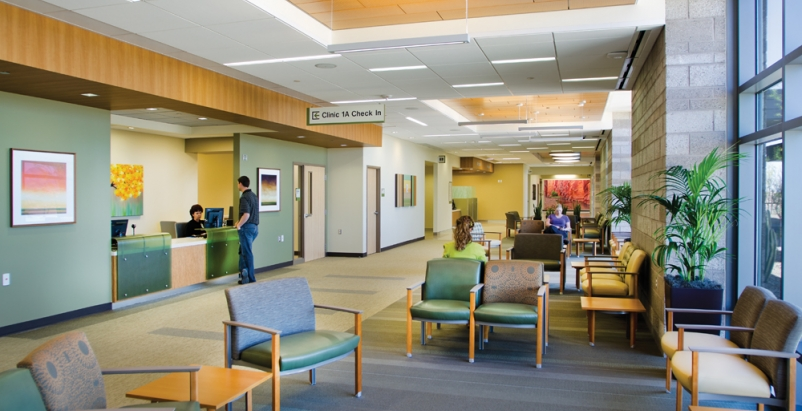 Banner Health Center Maricopa, near Phoenix, is the first project created from a