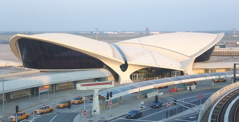 JFK Airport's dormant TWA terminal will be reborn as a hotel