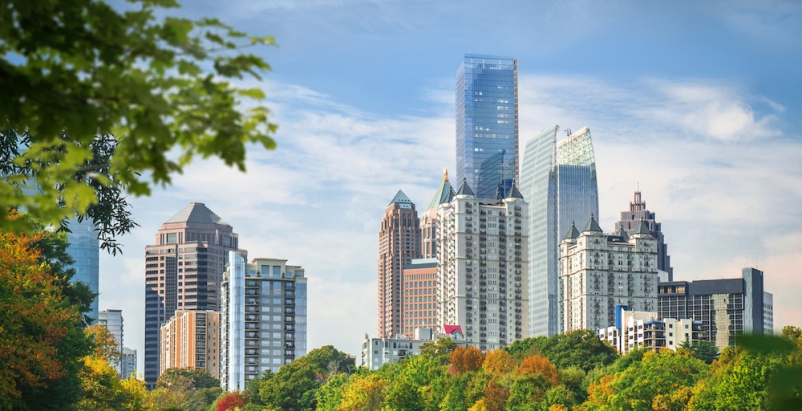 Perkins+Will unveils plans for what will be Atlanta's second-tallest tower