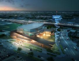 Diamond Schmitt designs multi-purpose Buddy Holly Hall for a variety of performing arts