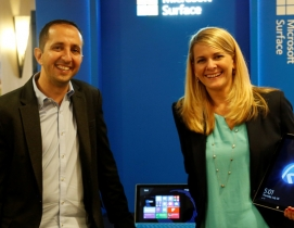 Microsoft's Surface Pro 3 – designed with the AEC industry in mind