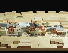 Gehry unveils plan for Children's Institute, Inc. campus in LA