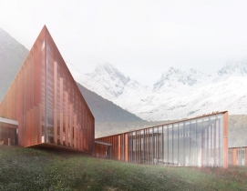 Chile selects architects for Sub-Antarctic research center