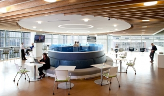 6 factors steering workplace design at financial services firms