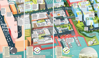 Boston Living with Water selects finalists in resiliency design competition