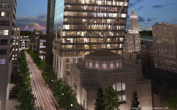 Is nothing sacred? Seattle church to become a restaurant and ballroom