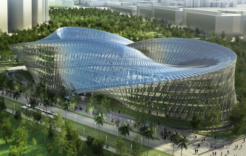 All images Vincent Callebaut Architectures