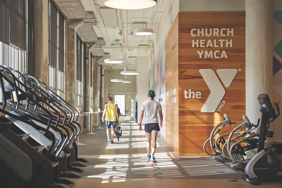 The Church Health YMCA.