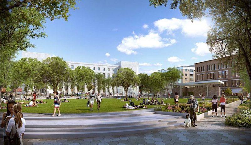 Miller Park rendering