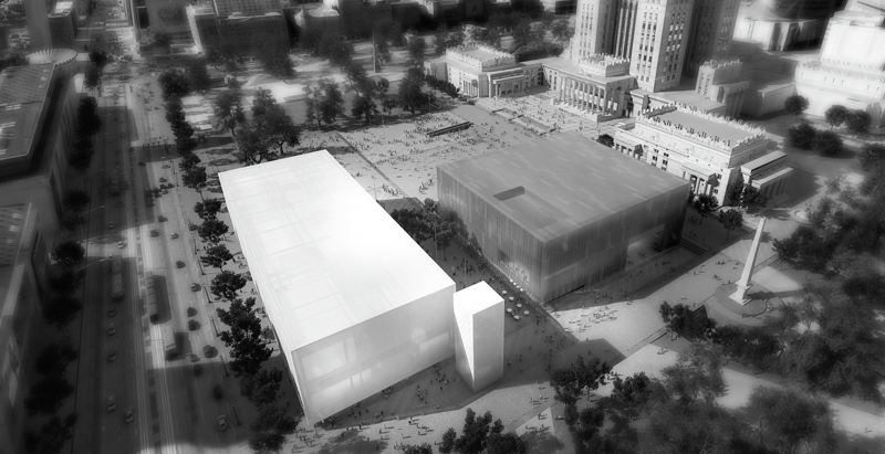 Designs Unveiled for Warsaw Art Museum and Theatre