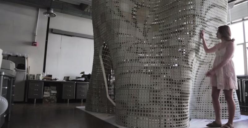 Berkeley researchers develop 3D-printable concrete powder