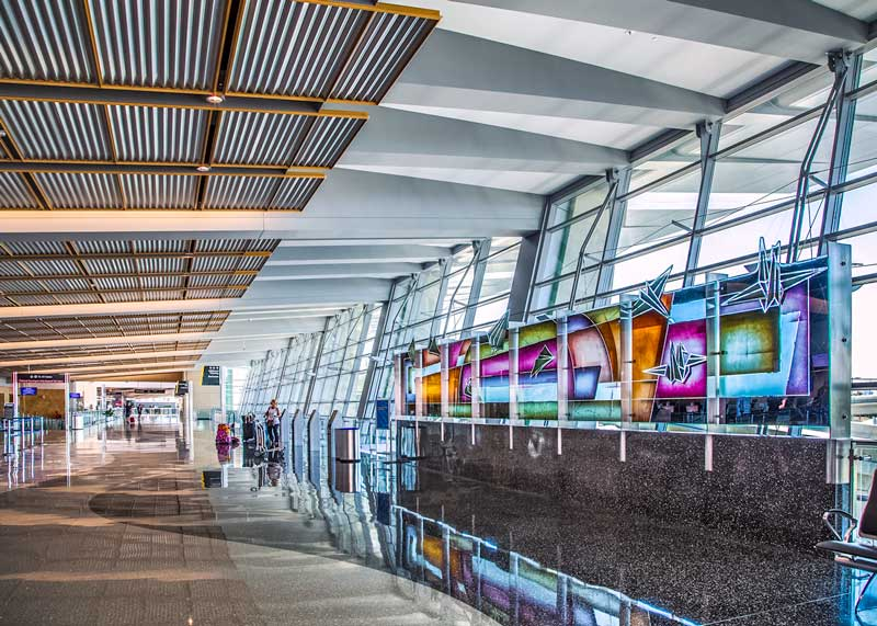 PCL helps deliver San Diego Airport International Arrivals facility