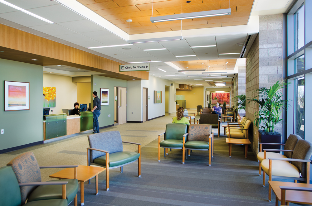 Swedish American Hospital Patient Rooms