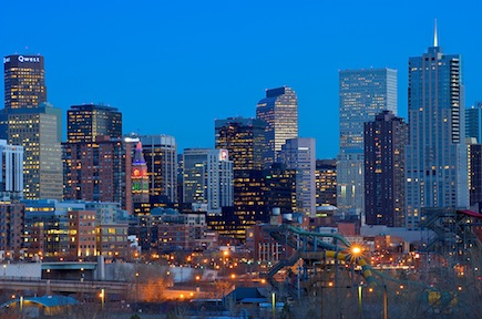 "Denver is among the ""most recovered"" American cities, post-recession, according"
