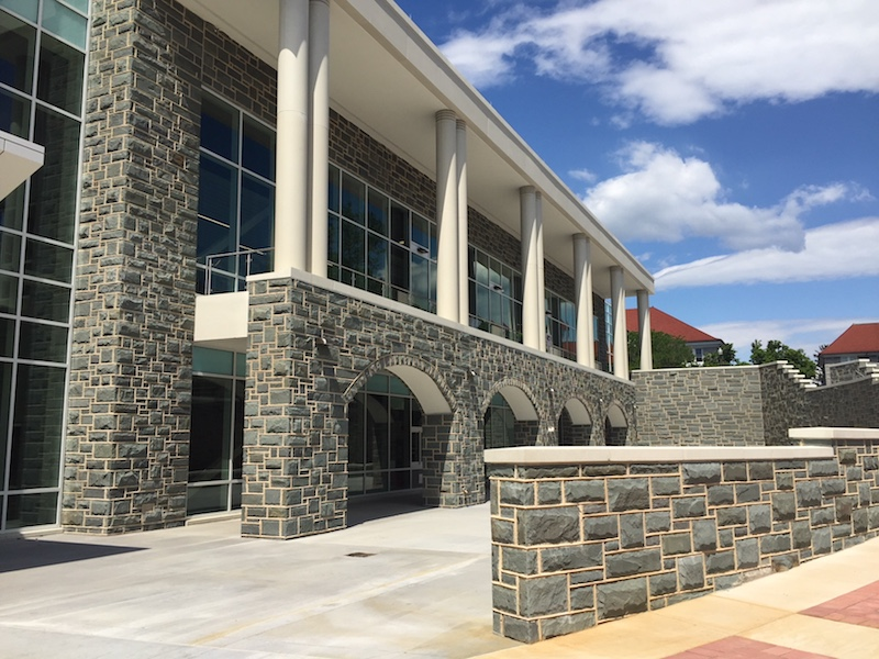 JMU D-Hall exterior