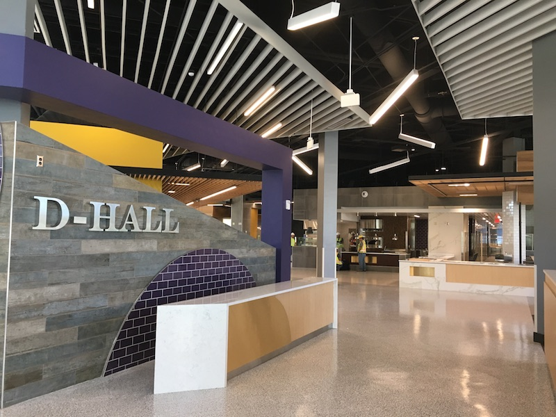 JMU D-Hall