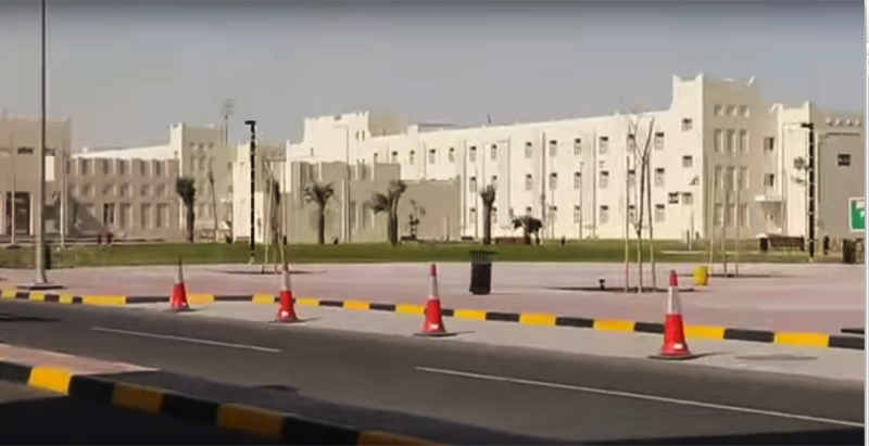 Labor City: The Qatari complex for 70,000 migrant workers opens