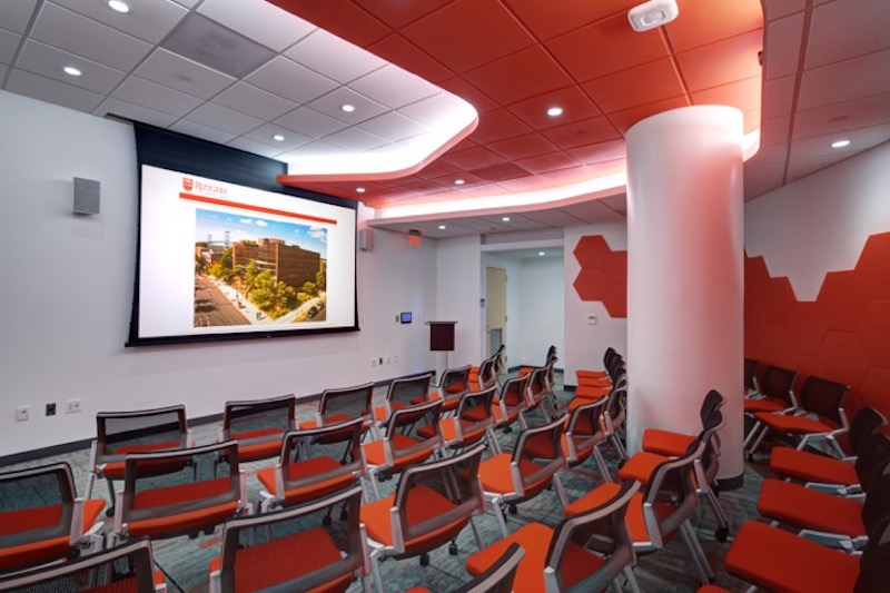 Rutgers meeting room