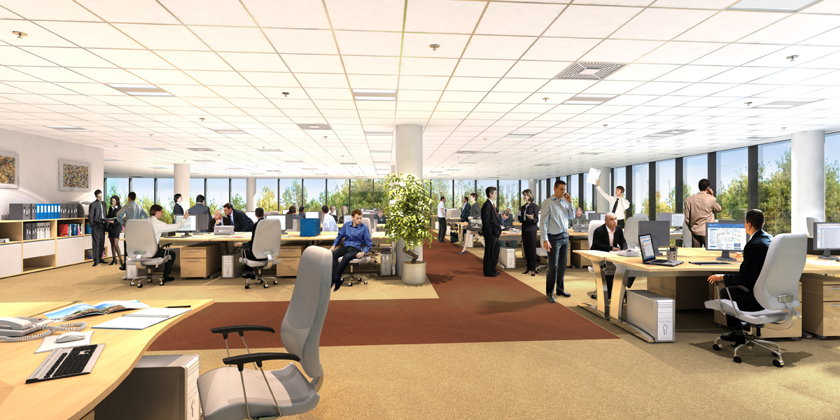 Study: 85% Of Employees Dissatisfied With Their Office Environment |  Building Design + Construction