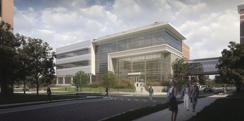 VT Carilion Biomedical Research Addition