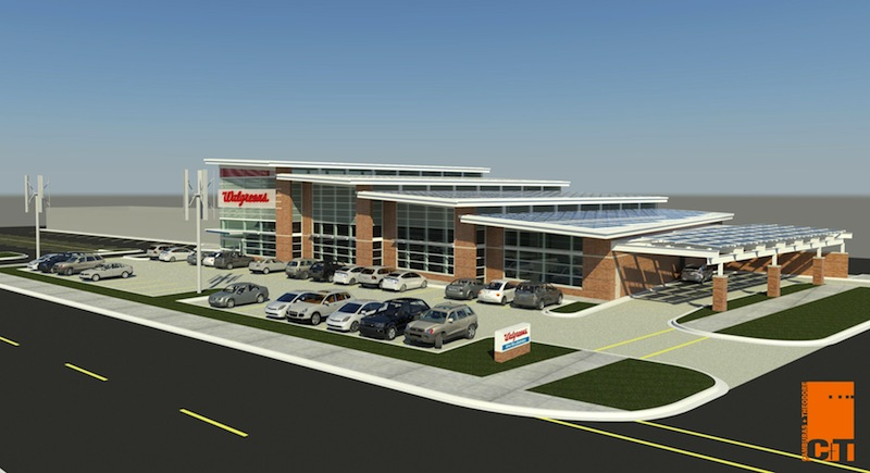 Walgreens to build first net-zero energy retail store