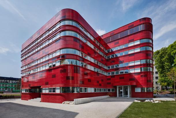 Regional Blood Center, Raciborz, Poland. Photo credit: Bartlomiej Senkowski  FA