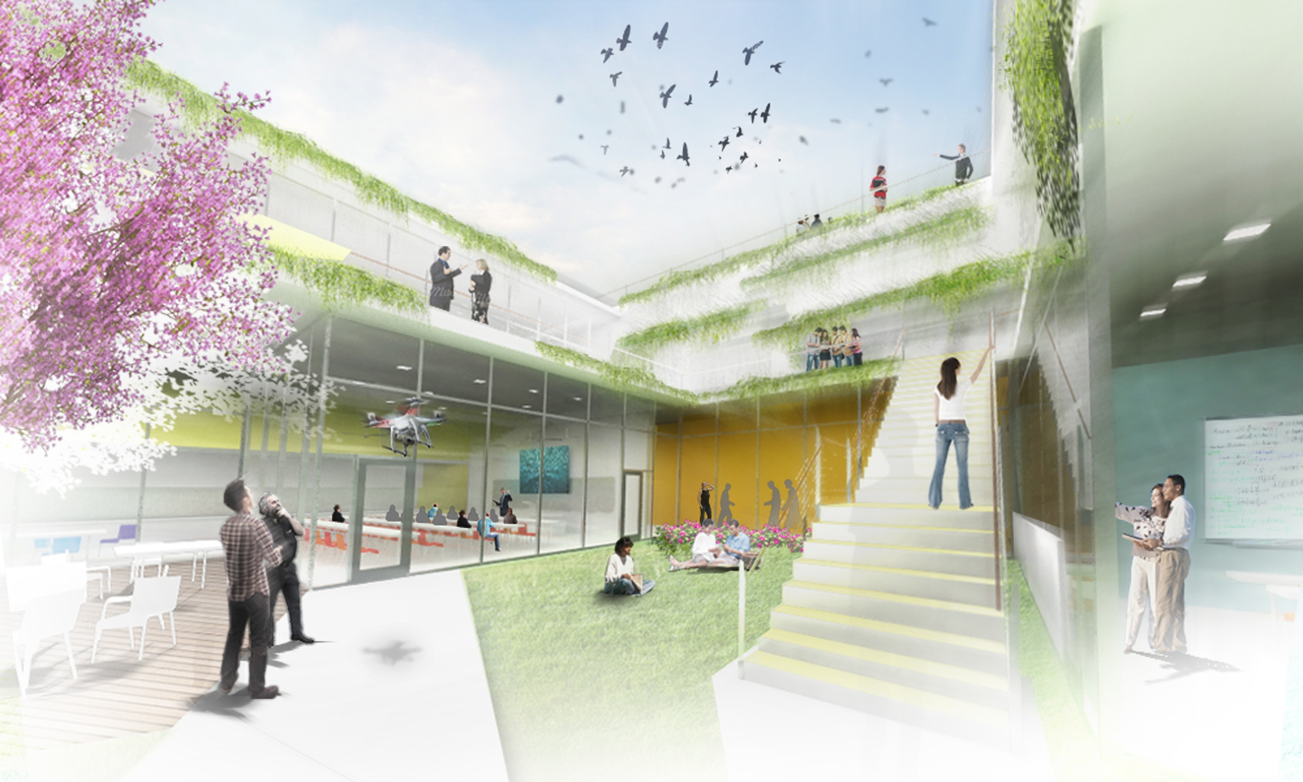 Behnisch Architekten Designs Harvards Proposed Science