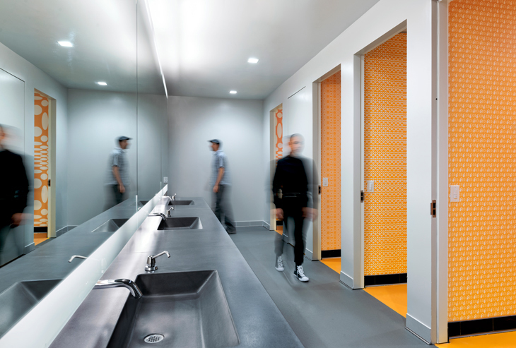 Why Corporate Bathrooms Stink And How Good Design Can Fix