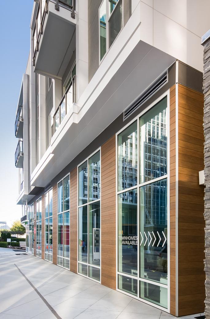 Nichiha Adds Distinctive Edge To Atlanta Luxury Apartment