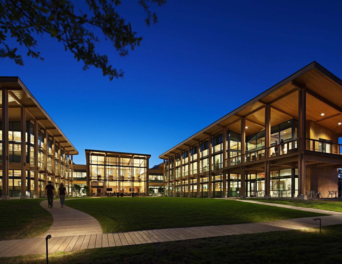16 Stunning Wood Buildings Win 2015 Wood Design Awards