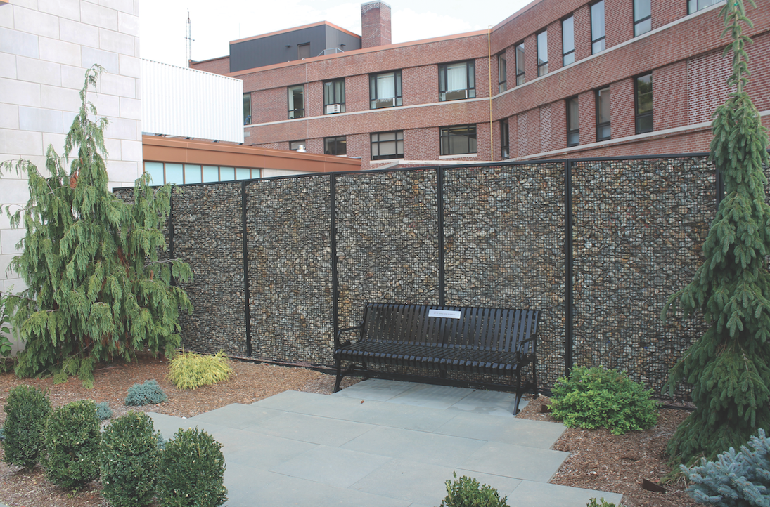 Metal max 6 ways to use metal screens and mesh for best for Screening walls for gardens
