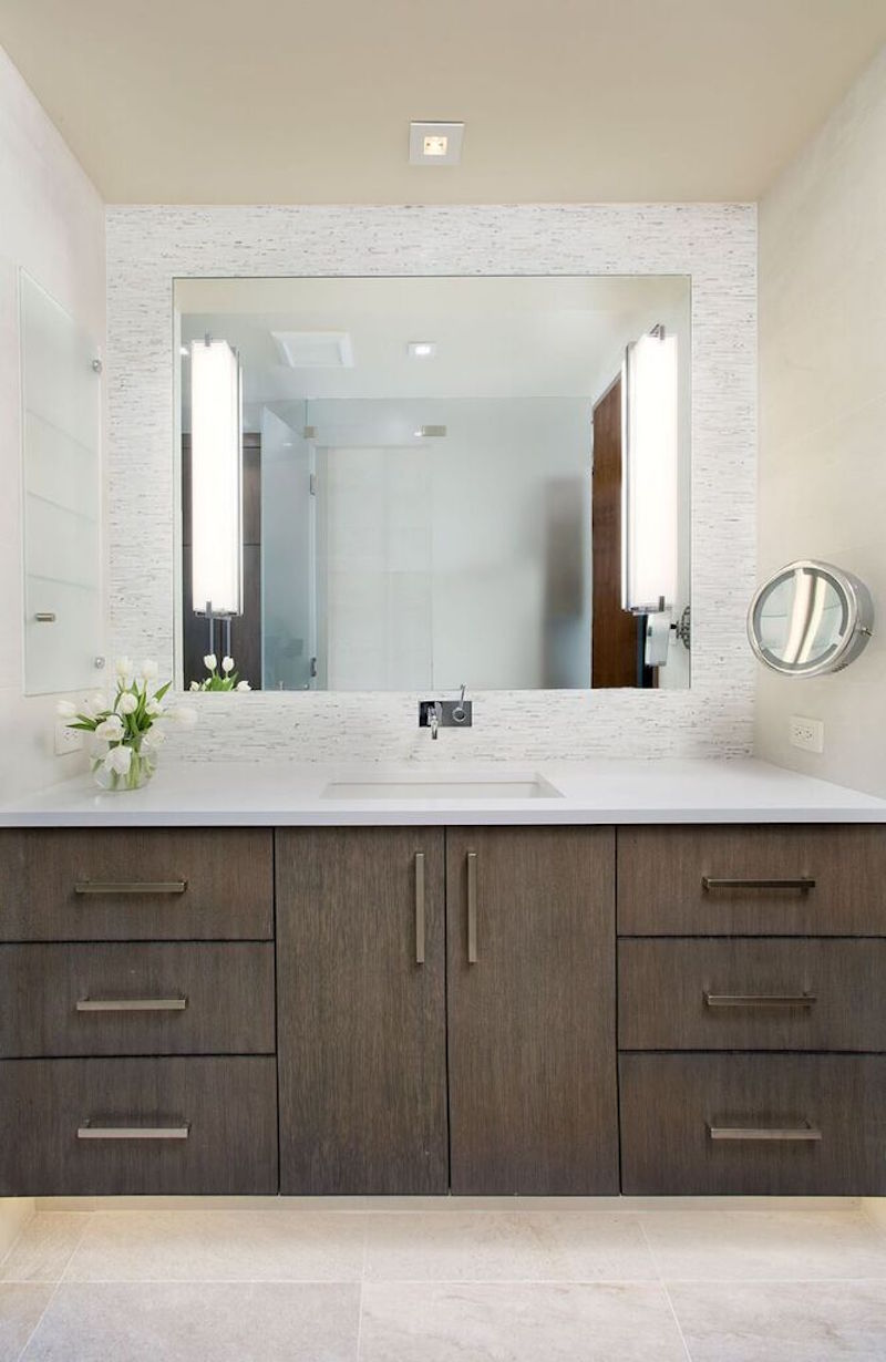 Master bathroom designs 2016 - 2 Transitional Style