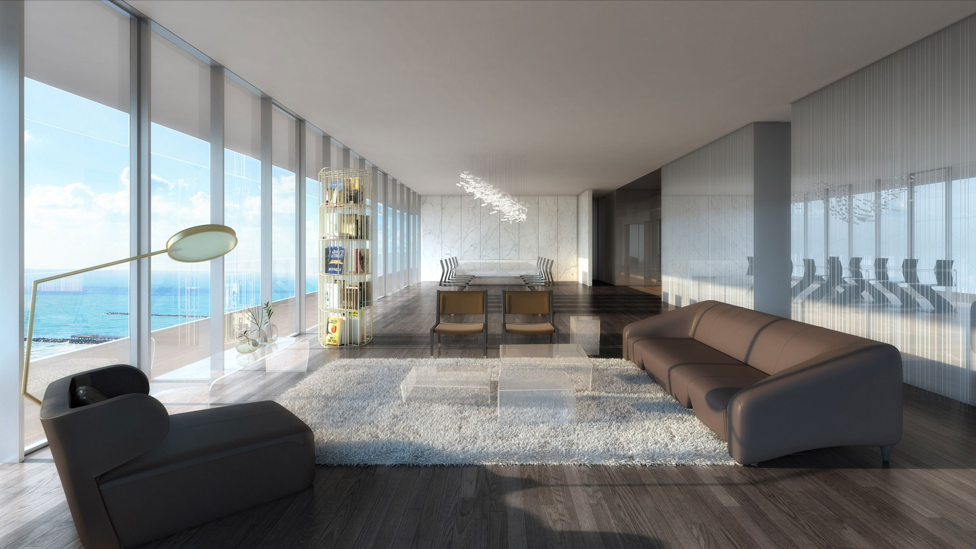 A New Luxury High Rise Reflects A Resurgent Condo Market
