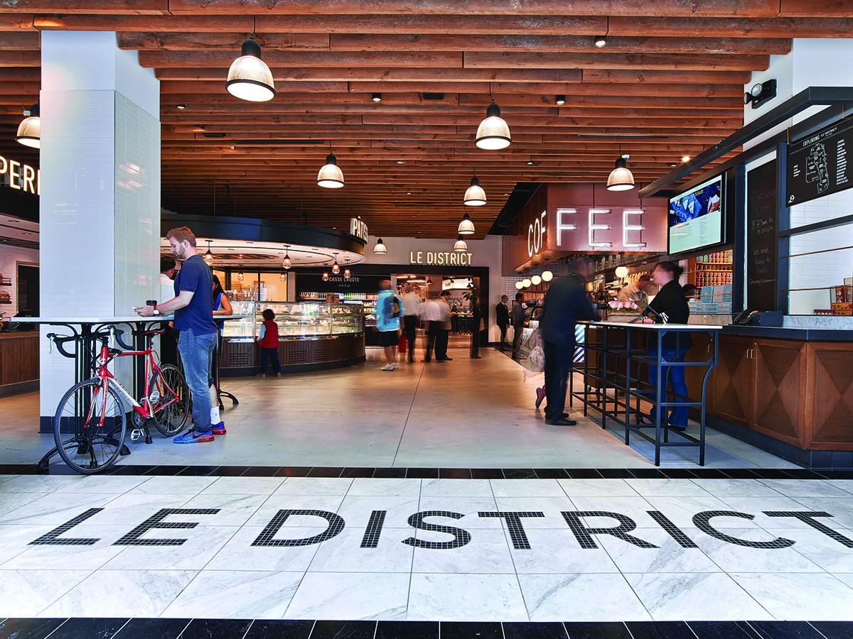 Factors guiding restaurant design building