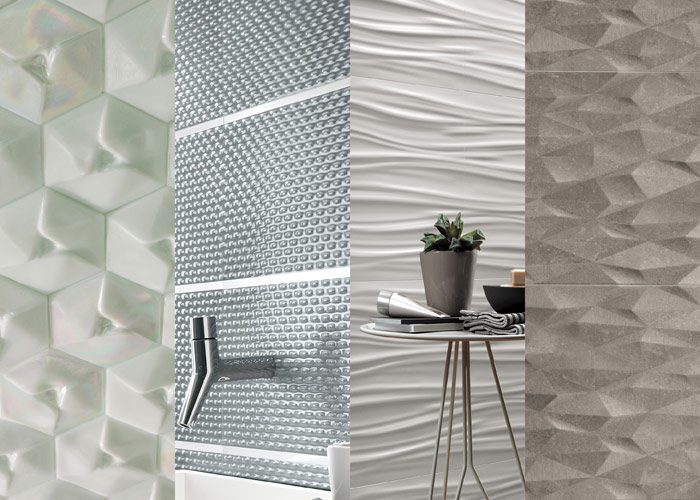 Top 10 tile trends for 2016 building design construction for New bathroom trends 2016