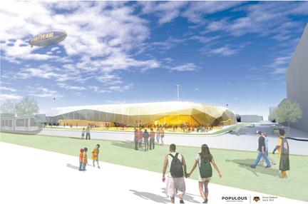 Houston Dynamo stadium