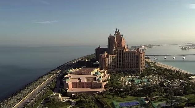 Atlantis The Palm, Dubai, courtesy Team BlackSheep