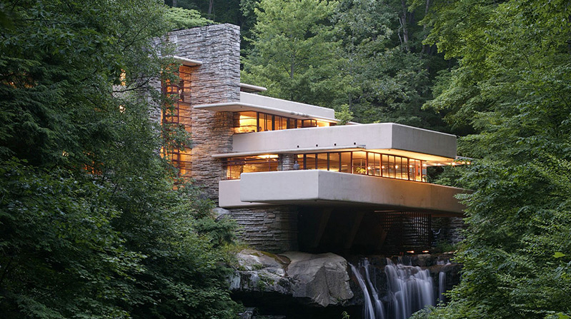 Frank Lloyd Wright's work nominated for UNESCO World Heritage Status