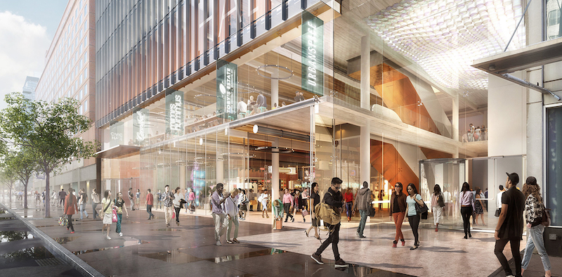 A Future Ready Office Building For Techie Workers Will Soon Spring