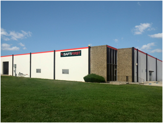 SaftiFirst, Merced, Manufacturing Plant, Manufacturing