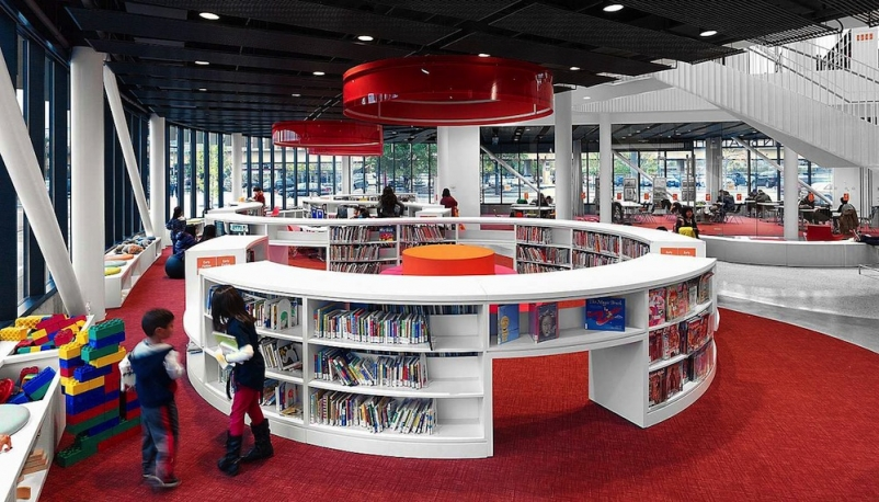 AIA announces 2016 Library Building Awards winners