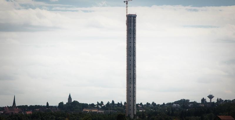 Elevator, Magnet Elevator, High Rise, ThyssenKrupp, Germany, Rottweil