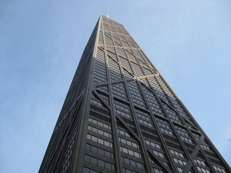 Landmark status could delay Hancock Center renovations