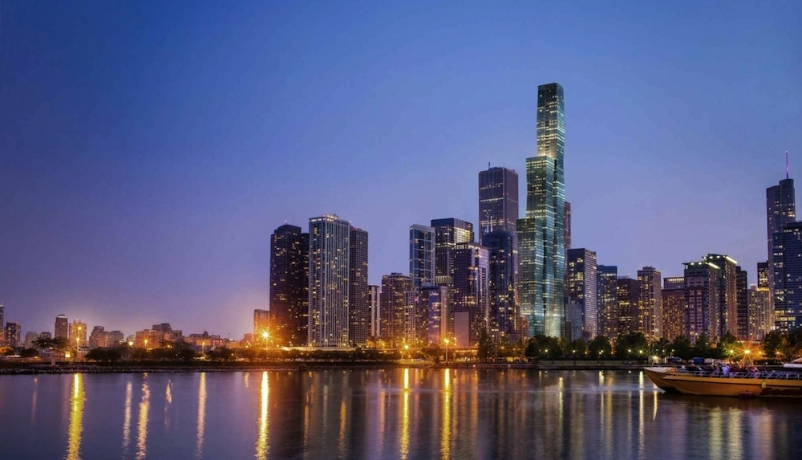 Construction to begin this summer in Chicago on Studio Gang's Vista Tower
