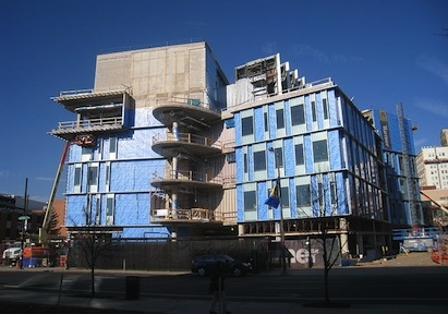 A study based on the construction of the Papadakis building at Drexel University