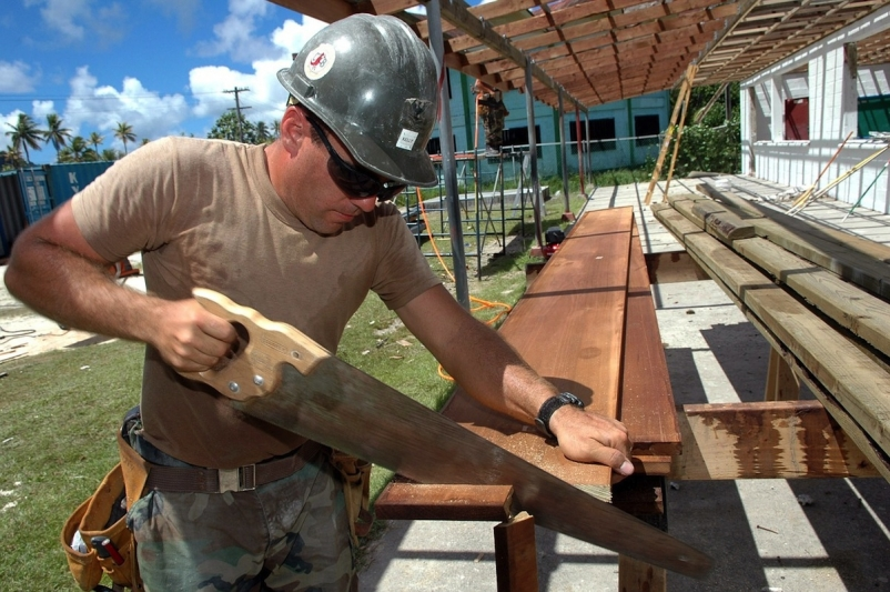 Construction industry adds 45,000 jobs in April