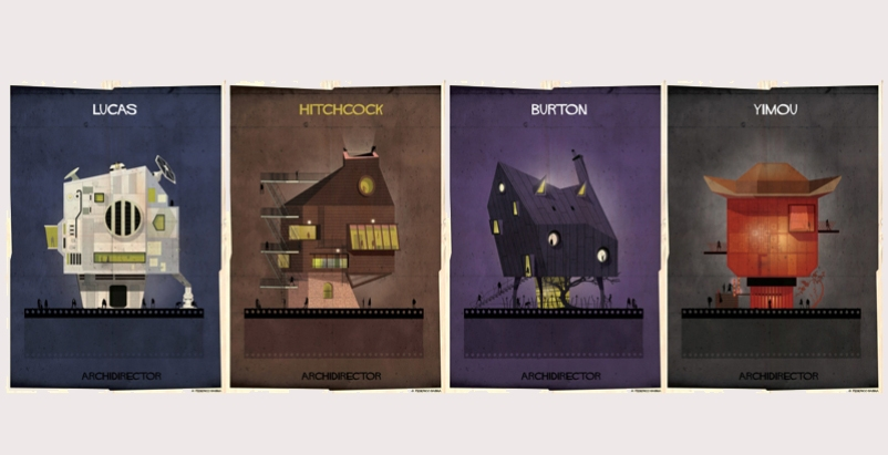 If film directors designed homes, what would they look like?