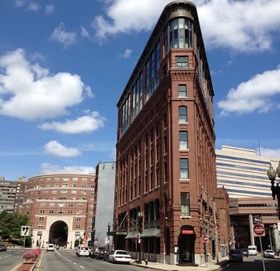 ... The Bulfinch Hotel In Boston Has Been Reborn As The Boxer, A More  Upscale Property. Located In A Triangular 1904 Building Near TD Garden, The  Hotel Now ...